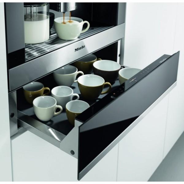 cajon caliente 60 cm miele esw 6214 pureline brilliant white. Black Bedroom Furniture Sets. Home Design Ideas