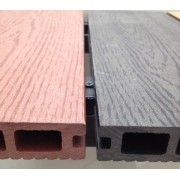 DECK HIBRIDO (PLASTIC COMPOUND) COLOR RED WOOD PARA EXTERIOR PRECIO NO INCLUYE INSTALACION $56.25 US